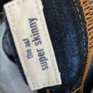 Boys Abercrombie jeans, gently used